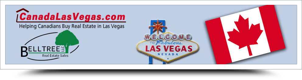 Las Vegas Real Estate. Help for Canadians